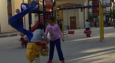 Photo of Playground Şehri Gül Sitesi çocuk parkı at Anadolu Mah. Şehri Gül  Sitesi, Isparta, Turkey