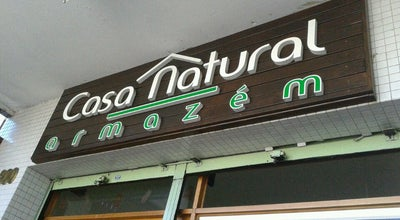 Photo of Vegetarian / Vegan Restaurant Casa Natural at R. Sapê, 800, Porto Alegre, Brazil