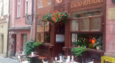 Photo of Cafe Cacao Republika at Zamkowa 7, Poznań 60-768, Poland