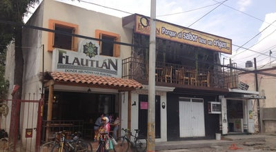 Photo of Taco Place Flautlán at 14 Oriente 608, San Andrés Cholula 72810, Mexico