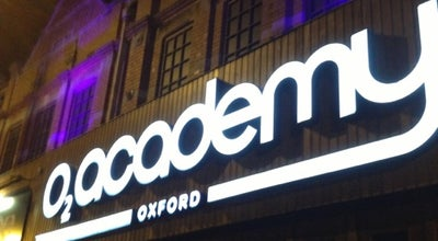Photo of Music Venue O2 Academy Oxford at 190 Cowley Rd., Oxford OX4 1UE, United Kingdom