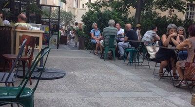 Photo of French Restaurant La Manutention at 4 Rue Des Escaliers Sainte Anne, AVIGNON 84000, France