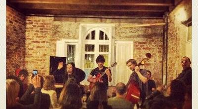 Photo of Jazz Club Café Fon Fon at R. Vieira De Castro, 22, Porto Alegre 90040-320, Brazil