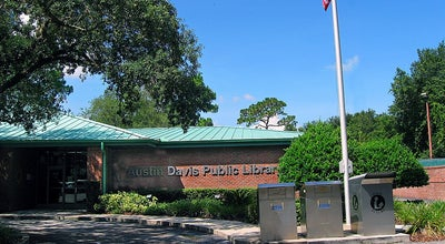 Photo of Library Austin Davis Public Library at 17808 Wayne Rd, Odessa, FL 33556, United States