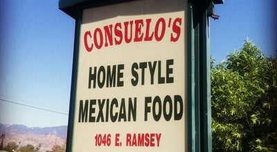 Photo of Mexican Restaurant Consuelo's at 1046 E Ramsey St, Banning, CA 92220, United States