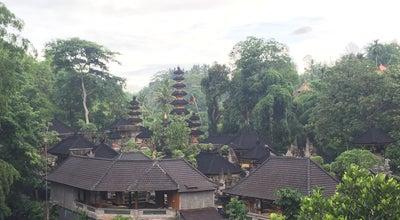 Photo of Temple Pura Gunung Lebah - Tjampuhan Ubud at Jalan Campuhan, Ubud, Indonesia