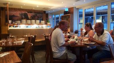 Photo of Sushi Restaurant PONG at Klara Tvärgränd 5, Stockholm 111 52, Sweden