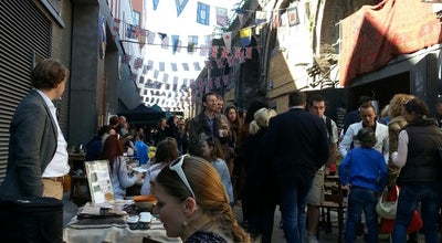 Photo of Street Food Gathering Maltby Street Market at Rope Walk, London SE1 3DH, United Kingdom