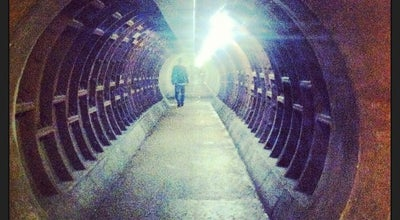 Photo of Tunnel Greenwich Foot Tunnel at Btwn. Island Gardens & Greenwich, Greenwich SE10 9HT, United Kingdom
