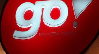 Photo of Sushi Restaurant GO! Temakeria Express at Shopping Costa Dourada, Cabo de Santo Agostinho, Brazil