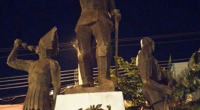 Photo of Monument / Landmark Monumento aos Bandeirantes at Av. Cel. Escolástico, Cuiabá, Brazil