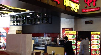 Photo of Turkish Restaurant Tavuk Dünyası at Piazza, Şanlıurfa, Turkey
