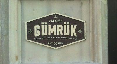 Photo of Diner Karaköy Gümrük at Gümrük Sok. No:4, Istanbul, Turkey