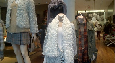 Photo of Clothing Store Club Monaco at 6 W 57th St, New York, NY 10019