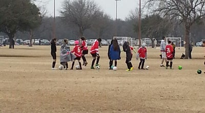 Photo of Park Lake Park Soccer Complex at 200 Lake Park Road, Lewisville, TX 75057, United States