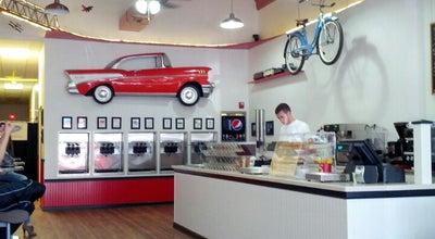 Photo of Dessert Shop Frozen Frannie's at 104 W Gurley St, Prescott, AZ 86301, United States
