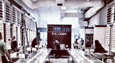 Photo of Optical Shop Warby Parker at 121 Greene St, New York, NY 10012