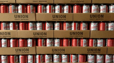 Photo of Brewery Union Craft Brewing at 1700 Union Ave, Baltimore, MD 21211, United States
