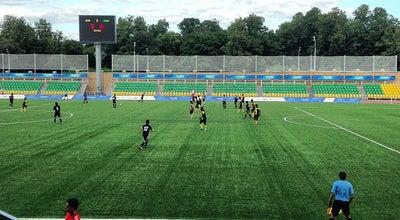 Photo of Stadium Трудовые резервы at Ул. Николая Ершова, 7а, Казань, Russia