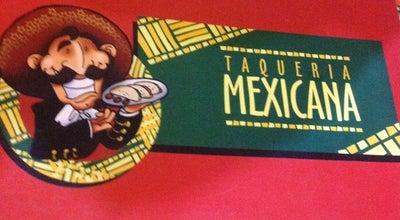 Photo of Mexican Restaurant Taqueria Mexicana at Av. Tiradentes, 211, Maringá, Brazil