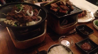 Photo of Korean Restaurant gaon korean at 160 Old Brompton Road, United Kingdom