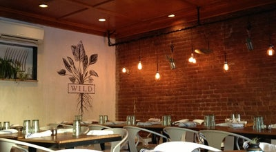 Photo of Gluten-free Restaurant Wild at 535 Hudson St, New York, NY 10014, United States