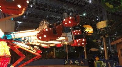 Photo of Theme Park Jimmy Neutron's Atomic Glider at United States
