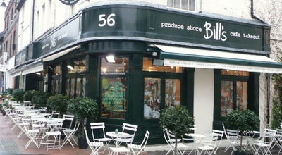 Photo of Cafe Bill's Restaurant at 56 Cliffe High St, Lewes BN7 2AN, United Kingdom
