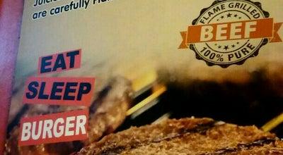 Photo of Burger Joint Eat Sleep Burger at Bahayang Pag-asa Subd., Imus 4103, Philippines