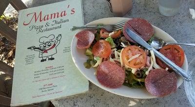 Photo of Italian Restaurant Mama's Pizza & Italian Restaraunt at 1380 N Carolina 48, Rocky Mt, NC 27804, United States