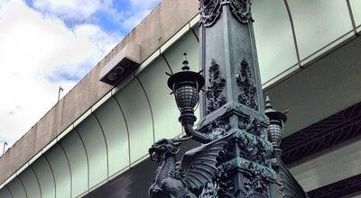 Photo of Bridge 日本橋 (Nihonbashi Bridge) at 日本橋室町1/日本橋1, 中央区, Japan