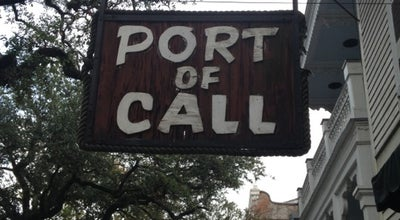 Photo of American Restaurant Port of Call at 838 Esplanade Ave, New Orleans, LA 70116, United States