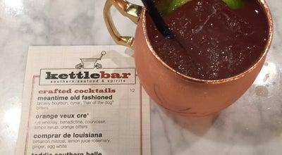 Photo of Cajun / Creole Restaurant Kettle Bar at 440 S Anaheim Blvd, Anaheim, CA 92805, United States