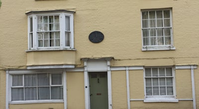 Photo of Historic Site Jane Austen's Final Home at 8 College St, Winchester SO23 9LX, United Kingdom