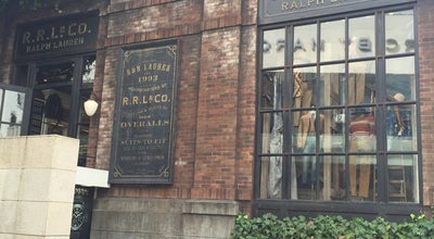 Photo of Boutique RRL at Japan