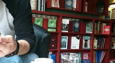 Photo of Bookstore Метаноја Литературно Кафе at Macedonia