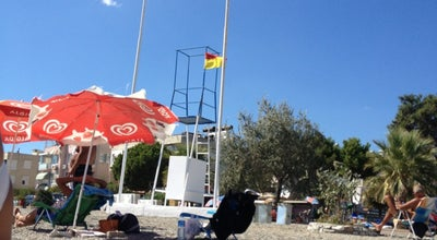 Photo of Beach Mavi Bayrak Sahili at Turkey