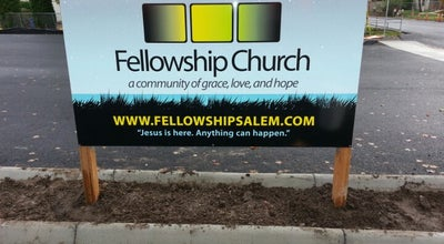 Photo of Church Fellowship Church at 4059 Market St. Ne, Salem, OR 97301, United States