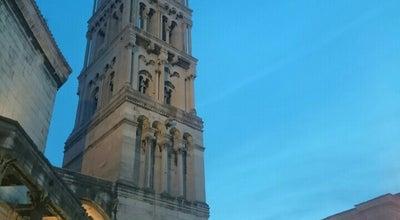 Photo of Church Katedrala Sv. Duje (Cathedral of St. Domnius) at Peristil, Split 21000, Croatia