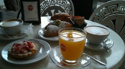 Photo of Cafe Caffé Pascucci at Viale Vespucci 3/a, Rimini 47900, Italy