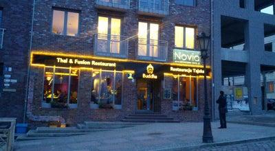Photo of Thai Restaurant Buddha - Thai & Fusion Restaurant at Rynek Sienny 2, Szczecin, Poland