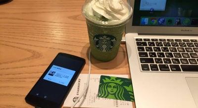 Photo of Coffee Shop Starbucks Coffee 京都Porta ウエスト店 at 下京区東塩小路902, 京都市, Japan
