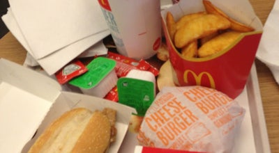 Photo of Burger Joint McDonalds La Ballena at Palmas de Gran Canaria, Spain