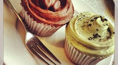 Photo of Cupcake Shop Primrose Bakery at 69 Gloucester Av, Primrose Hill NW1 8LD, United Kingdom