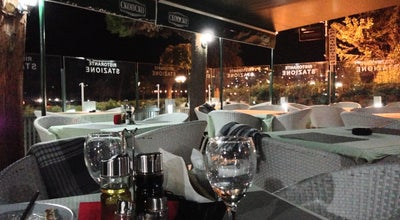 Photo of Italian Restaurant Stazione at Kej Marshal Tito, Ohrid 6000, Macedonia