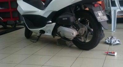 Photo of Motorcycle Shop Kok Cheng Motor Sdn Bhd - Honda Impian Shop at No 1, 3 & 5, Jalan Bendahara 2, Klang 41200, Malaysia