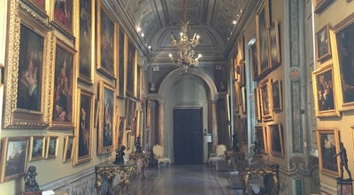 Photo of Art Gallery Galleria Nazionale d'Arte Antica a Palazzo Corsini at 10 Via Della Lungara, Rome 00165, Italy