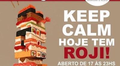 Photo of Japanese Restaurant Roji Sushibar&Restô at R- Padre José Holanda Do Vale, 1350 Loja A, Maracanau 61905-000, Brazil