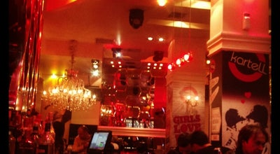 Photo of Bar Kartell ® Design Café at Γεωργάκη Ολυμπίου 10-12, Κατερίνη 601 00, Greece