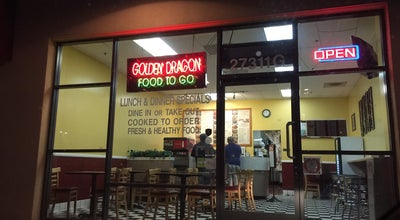 Photo of Chinese Restaurant Golden Dragon Chinese Food at 23711 La Paz Rd #g, Laguna Niguel, CA 92677, United States